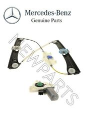 For Mercedes W221 S550 S600 Front Passenger Right Window Motor w/ Regulator OES