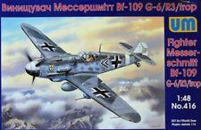 UniModel 1/48 Messerschmitt Bf109G-6/R3/SUPPL. Nº 416