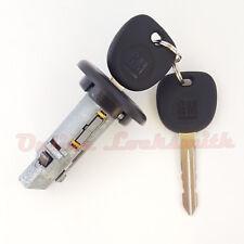 Ignition Switch Cylinder Lock For Chevrolet Cadillac GMC Truck SUV w/ 2 GM Keys