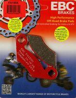 EBC - FA159X - X Series Carbon Brake Pads