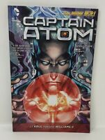 DC CAPTAIN ATOM Volume 1 Evolution JT Krul Freddie Williams Graphic Novel  TPB