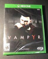 Vampyr (XBOX ONE) NEW