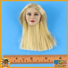 Female SS Officer - Blonde head (Long Hair) #2 - 1/6 Scale - Very Cool Figures