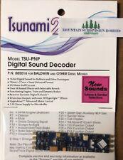 Soundtraxx 885016 Tsunami 2 TSU-PNP BW GENSET UP GTEL V1.2 Decoder MODELRRSUPPLY