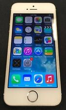 Apple iPhone 5s - 16GB Gold White (Sprint) A1453 BAD ESN iOS 7.1.2 Used Works