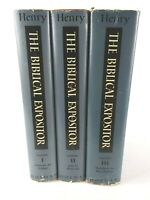 The Bible Expositor 1960 1st Edition Carl F. H. Henry