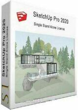 SketchUp Pro 2020 Full Version 🔑 Lifetime License - CAD