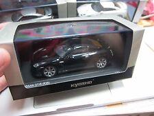 Kyosho - Scale 1/43 - NISSAN GT-R - 2008 R35 - Super Black - Mini Toy Car