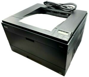 Dell Laser 2330dn Printer, Page Count 8,494 - TESTED w/ CORD + WARRANTY!!