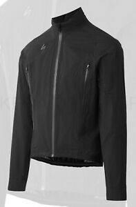 Specialized Men's Deflect H2O Cycling Jacket Black - Medium