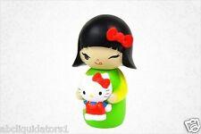 NEW! Hello Kitty / Aya / Momiji Message Doll Holding Kitty SANRIO NIB