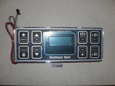 Spa Control / Sundance Spas Topside control Panel 6600-800