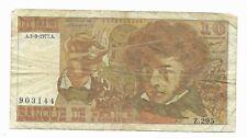 France 10 Francs 1977