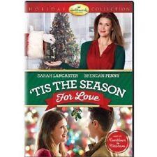 'TIS THE SEASON FOR LOVE DVD - SINGLE DISC EDITION - NEW UNOPENED - HALLMARK
