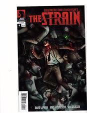 The Strain #4 (2012, Dark Horse) NM- Guillermo del Toro FX TV Show/Series