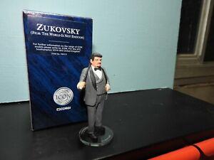 James Bond 007 Corgi Icon Figure  ZUKOVSKY