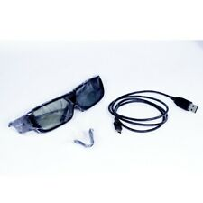 Genuine Sharp AN-3DG20-B 3D Glasses For Sharp AQUOS 3D TV