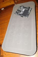 Zoetime Twin Size Air Mattress Bed Electric Built In Pump Camping Guests