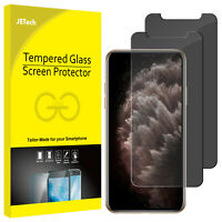 JETech Screen Protector for iPhone 11 Pro and iPhone Xs/X Tempered Glass 2-Pack