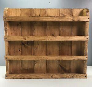 Handmade Rustic Spice Rack,Kitchen Storage, Kitchen Accessories,Farmhouse light