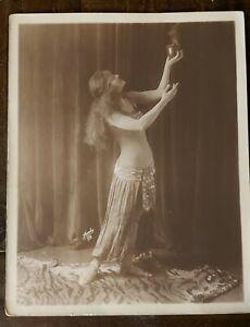 1920s Vaudeville PhotoGravure Photo