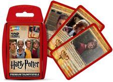 Harry Potter: Top Trumps Harry Potter und der Feuerkelch - Kartenspiel DE | NEU