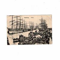 AK Ansichtskarte Hamburg / Hafen - 1906