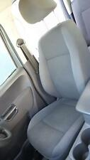 VOLKSWAGEN AMAROK FRONT SEAT RIGHT FRONT, CLOTH, 2H, 12/10 ON