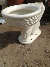 Old Vintage Antique Toilet High Tank Hanes Jones And Cadbury Company