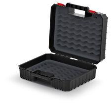 Maschinenkoffer Werkzeugkoffer Koffer für Elektrowerkzeuge Schaumstoff-Einlage