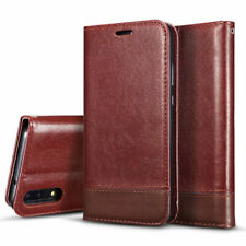 Original UJA Magnetic Leather Wallet Flip Case Cover For Huawei P30 P20 Pro/Lite