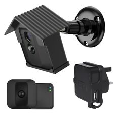 Wall Mount Bracket Weather Proof Protective Cover Case for Blink XT Cam 1 Pack