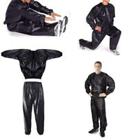 JJPRIME Heavy Duty Weight Loss Sweat Suit Sauna Suit Exercise GymSuit Fitness UK