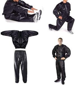 JJPRIME Heavy Duty Weight Loss Sweat Suit Sauna Suit Exercise GymSuit Fitness UK