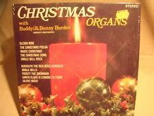 Christmas Organs with Buddy & Bunny Burden HALO 1006
