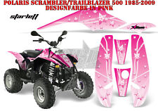 AMR Racing DECORO GRAPHIC KIT ATV POLARIS interferenzaNverso/Trailblazer STARLETT B