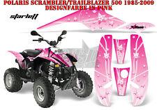 AMR Racing DECORO GRAPHIC KIT ATV POLARIS interferenzaNverso/Trailblazer STARLETT B