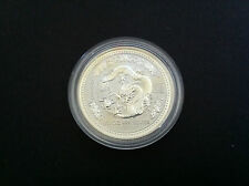 2000 50c Year of the Dragon 1/2oz Silver Coin PERTH MINT