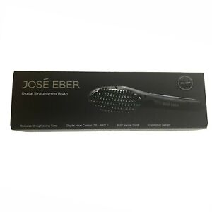 Digital Straightening Brush with Worldwide Dual Voltage 110/220V by Jose Eber