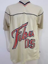 MAGLIA SHIRT FOOTBALL FUBU N.05 USA VINTAGE COLLECTION AMERICA RARE JERSEY F3