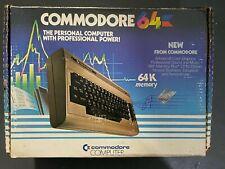 Commodore 64 Computer Refurbished Retro IN BOX Matching Serial