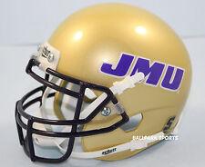 2015 JMU Dukes James Madison University Custom Riddell Mini Helmet vs Richmond