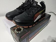 Size UK 9 - PUMA RS-0 x Roland Black 2018 EXTREMELY RARE TR808 Trainers