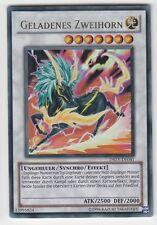 YU-GI-OH Geladenes Zweihorn Ultra Rare DREV-DE041
