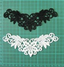 Unbranded Rayon Lace Sewing Trims