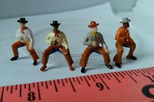 ERTL 1/64 TOY FARM COUNTRY FIGURE COWBOY BULL RIDER PEOPLE S SCALE DISPLAY