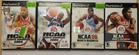 NCAA MARCH MADNESS Basketball PS2 Game Bundle (SEE DESCRIPTION For Titles)