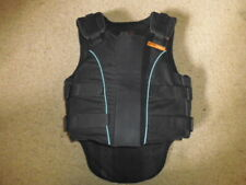 Airowear Outlyne Junior Body Protector Y4 Long black age 9-12 years
