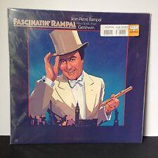 "Jean-Pierre Rampal Plays Gershwin Fascinatin' SEALED 12"" vinyl CBS Masterworks"