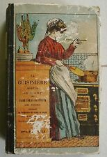 La Cuisinière Modèle ou l'Art de faire une bonne cuisine E H GABRIELLE env 1880